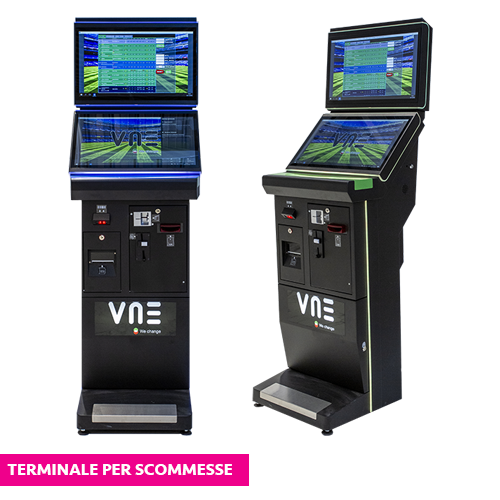 TERMINALE PER SCOMMESSE - Betting - vne -