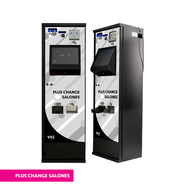 plus change salones con ribbon vne - Plus Change VLT Deluxe - vne -
