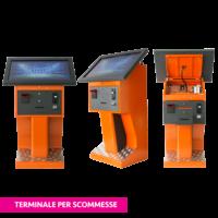 totemscommesse - Terminale per Scommesse - vne -