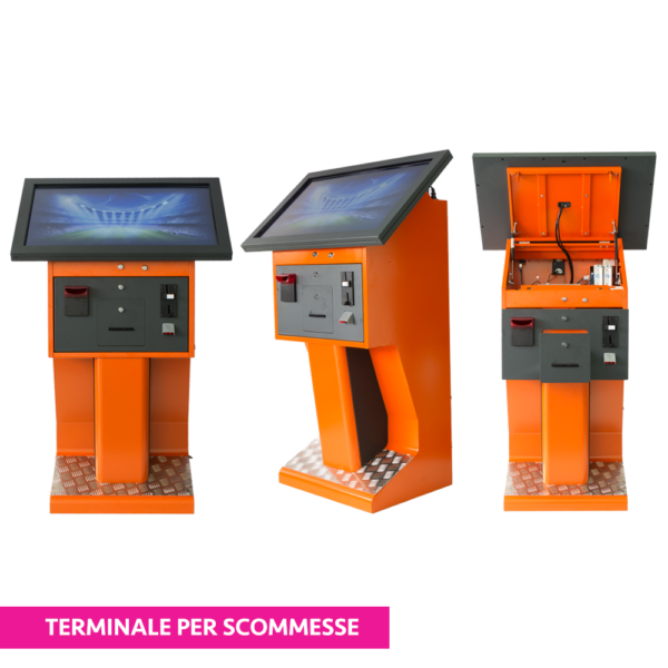 totemscommesse - Terminale per Scommesse - vne -