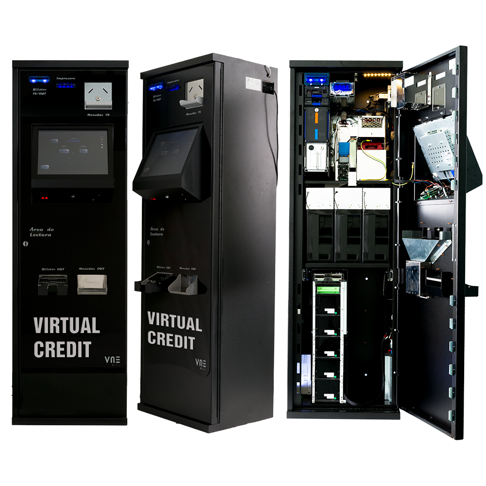 VIRTUAL CREDIT senza ribbon – VNE