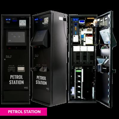 petrol station con ribbon vne - Petrol Station - vne -