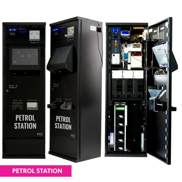 petrol station con ribbon vne - Petrol Station - vne -