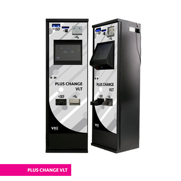 plus change vlt con ribbon vne - Plus Change VLT Deluxe - vne -