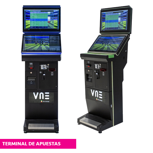 TERMINAL DE APUESTAS - Betting - vne -