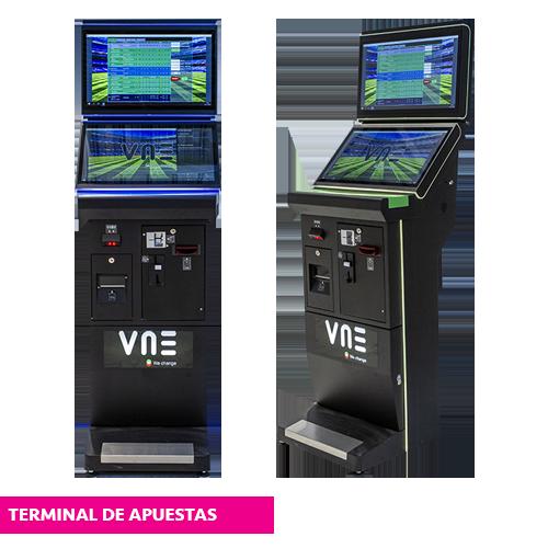 TERMINAL DE APUESTAS - Terminal de apuestas - vne -