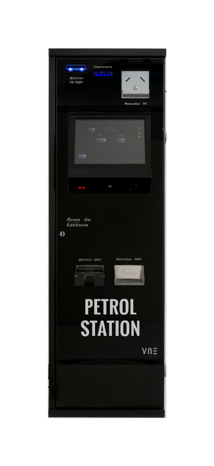 petrol station fronte vne - Petrol Station - vne -