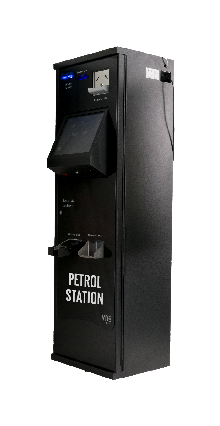 petrol station tre quarti sinistra vne - Soluzioni - vne -