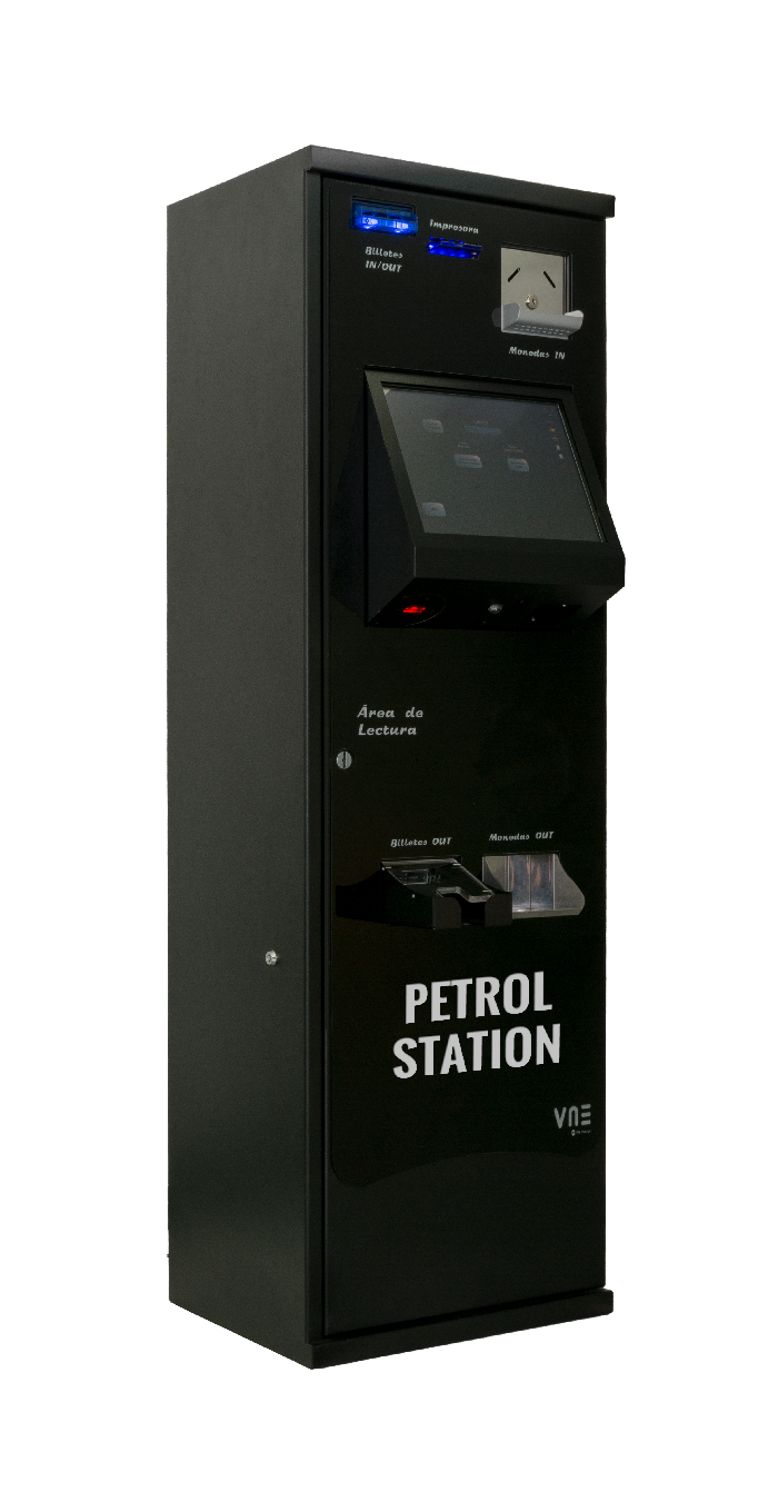 petrol station tre quatri destra vne - Products - vne -