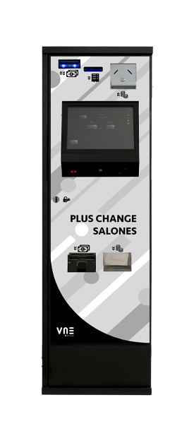 plus change fronte vne - Plus Change Salones - vne -