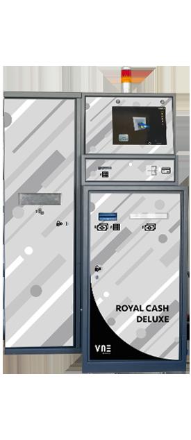 royal cash deluxe fronte vne - Royal Cash Deluxe - vne -