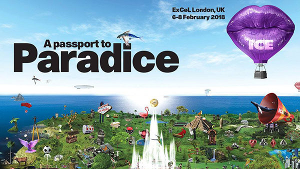 ICE London 2018 Post 600x338 - ICE Totally Gaming, ExCeL Londra 6-8 febbraio - vne - fiere
