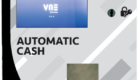 Automatic cash nera 140x80 - Automatic cash - vne -
