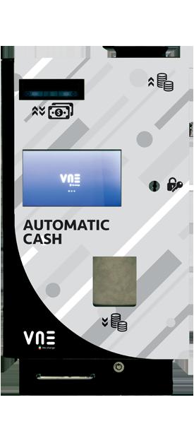 Automatic cash nera - Automatic Cash - vne -