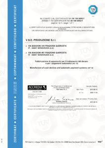 Certificato ISO 9001 2015 VNE Produzione Srl 2 1 212x300 - Certificato-ISO-9001-2015--VNE-Produzione-Srl-2 - vne -