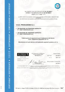Certificato ISO 9001 2015 VNE Produzione Srl 2 212x300 - Certificato-ISO-9001-2015--VNE-Produzione-Srl-2 - vne -