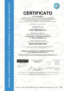 Certificato ISO 9001 2015 VNE Renting Srl 1 212x300 - Certificato-ISO-9001-2015-VNE-Renting-Srl - vne -