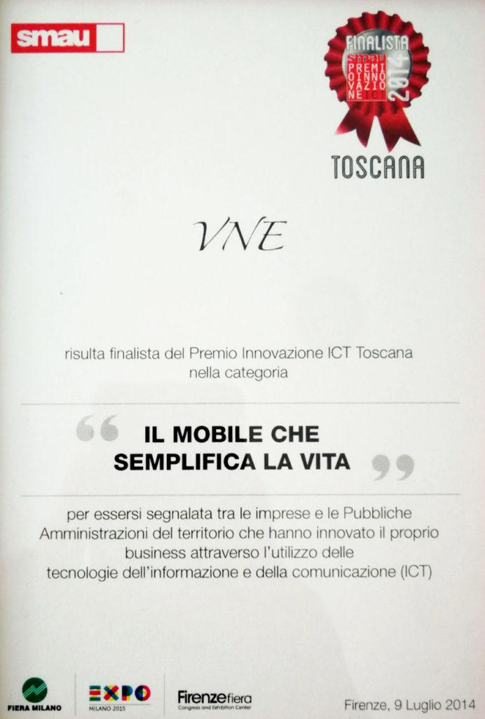 SMAU Firenze 2 692x1024 - L'idea vincente di VNE contro ammanchi e tentativi di furto - vne - rassegnastampa