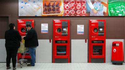 in evidenza - Reverse Vending Machine, la nuova frontiera del riciclo - vne - news