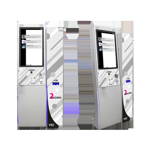 2logiko 9 - Automatic Cash - vne -