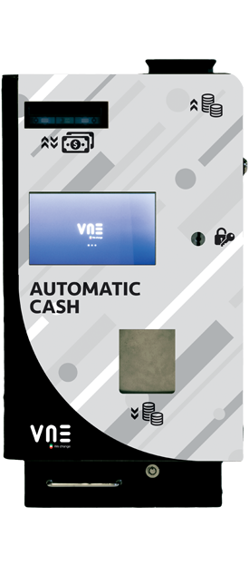 Automatic cash nera 1 - Automatic cash - vne -