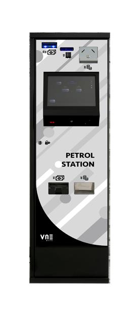 Petrol station fronte - Petrol Station - vne -