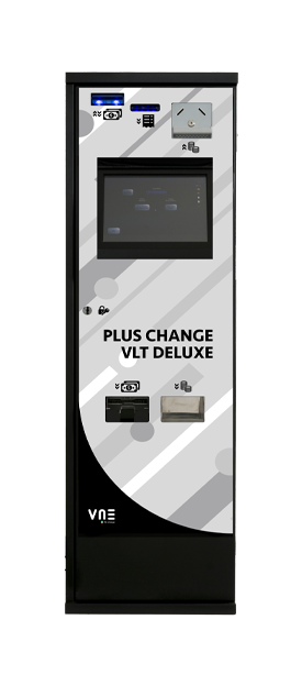 plus change fronte vne 14 - Plus Change VLT Deluxe - vne -