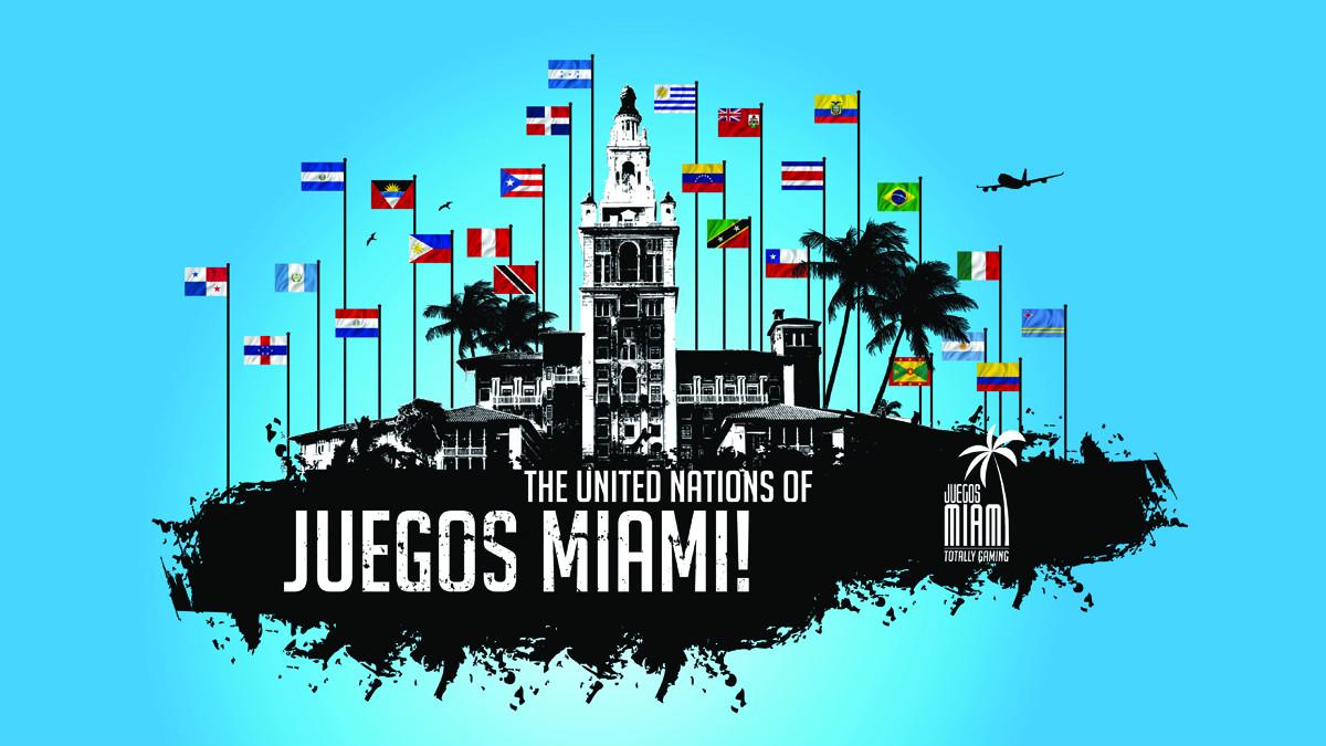 juegos miami VNE fiere - VNE al Juegos Miami - vne - fiere