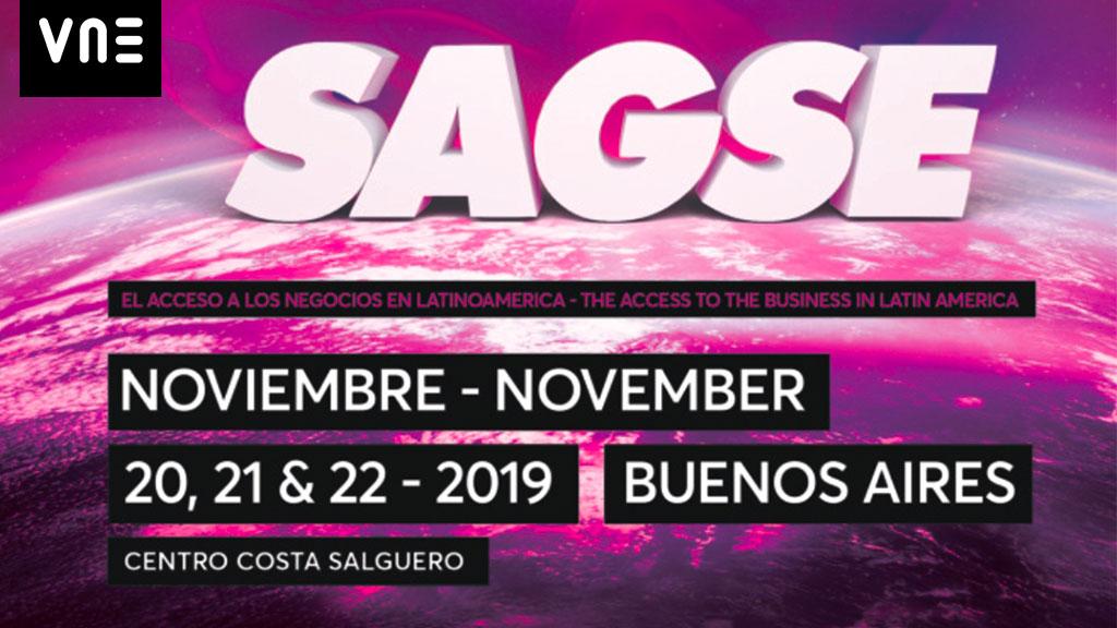 sagse vne - VNE IN ARGENTINA AL SAGSE 2019 - vne - fiere