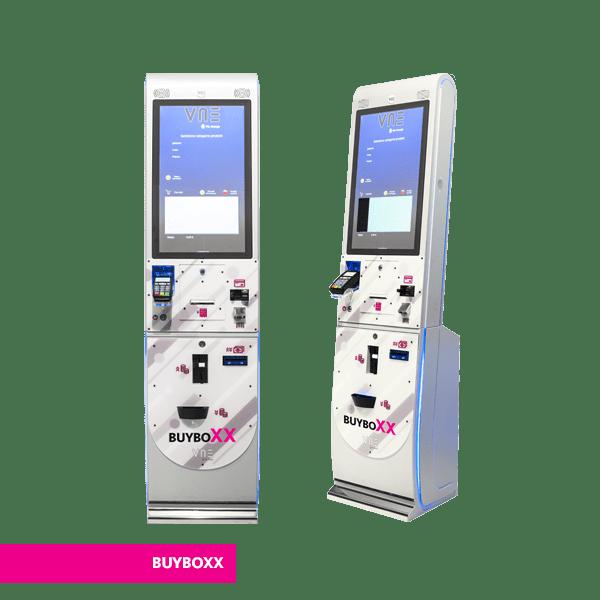 buyboxx 2 - Petrol Station - vne -